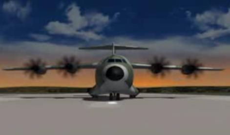 Le 6e avion militaire A400M livré à la direction de l'armement