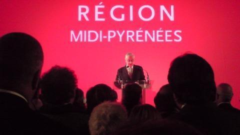 """Réforme régionale : Martin Malvy pointe une """"ambition légitime"""""""