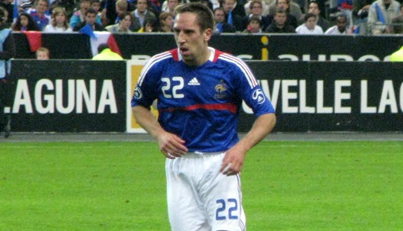 Ribéry ira bien au Brésil pour jouer la Coupe du Monde