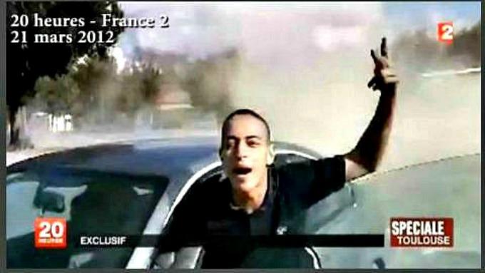 Merah auteur d'un braquage entre les tueries de Montauban et Toulouse