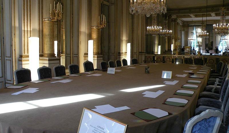 Valls Premier ministre présente sa méthode de travail