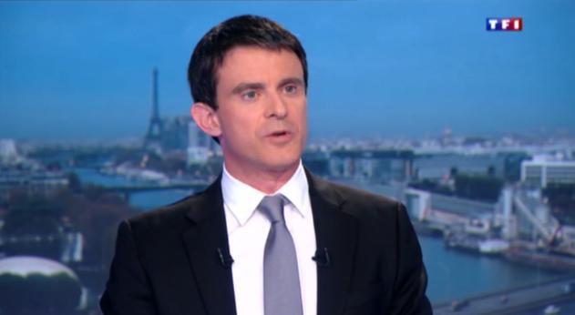 Valls veut qu'1,8 millions de Français sortent de l'Impôt sur le Revenu