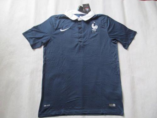 Maillot Équipe de France coupe du monde 2014 neuf 30 euros