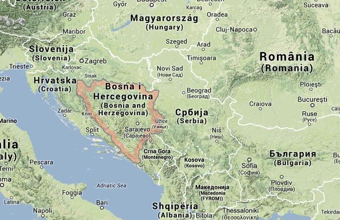 Inondations dans les Balkans : 35 morts et des craintes d'aggravations