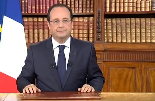 François Hollande se veut combatif pour une nouvelle Europe
