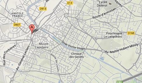 Narbonne : fusillade en pleine journée : un homme grièvement blessé