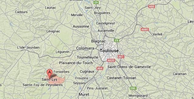 Tué à coup de couteau dans la banlieue de Toulouse