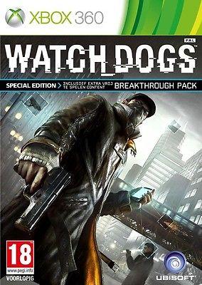 Watch Dogs pour Xbox ou PS4