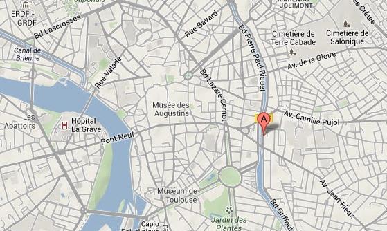 Toulouse Un jeune homme tué à coups de couteau, deux blessés graves