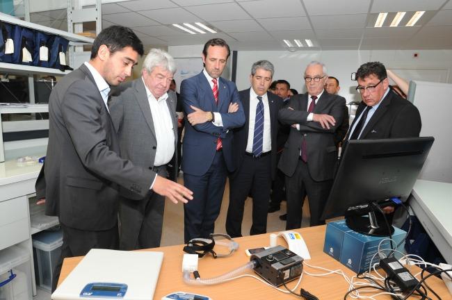 Malvy veut développer l' e-santé dans l'Eurorégion