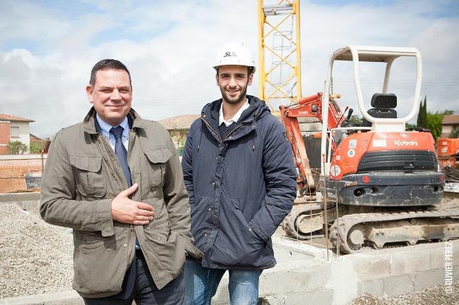 Sagec Promoteur immobilier se réinstalle à Toulouse