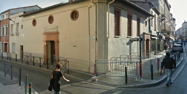 Antisémitisme : la protection des lieux de culte renforcée à Toulouse