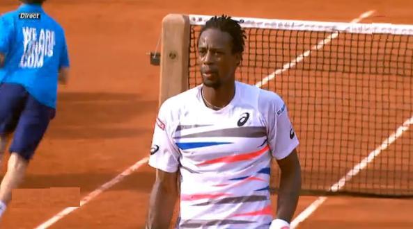 Monfils Murray en quart de Roland Garros