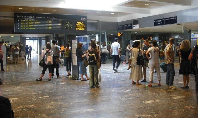 Grève à la SNCF la situation mercredi à Toulouse Matabiau