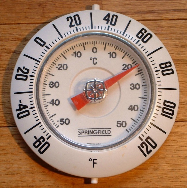 2014 année la plus chaude depuis 1900 ?