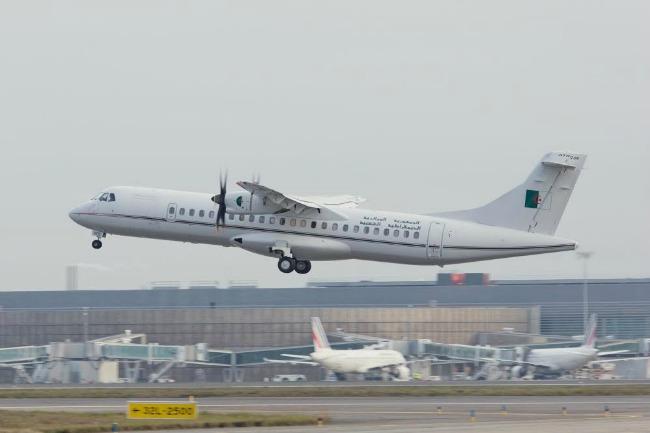 Air Algérie reçoit un premier ATR 72-600