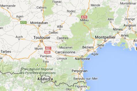 La fusion Midi Pyrénées Languedoc Roussillon est définitivement adoptée