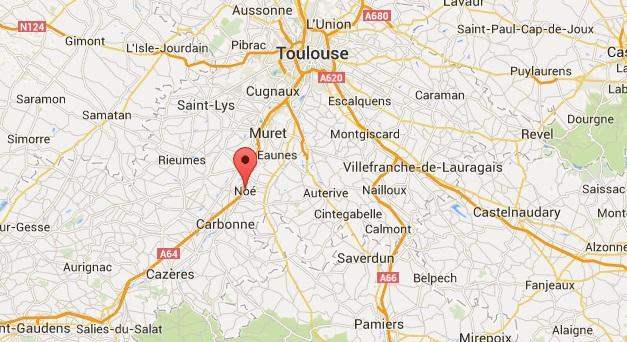 Un cadavre découvert à Noé au sud de Toulouse