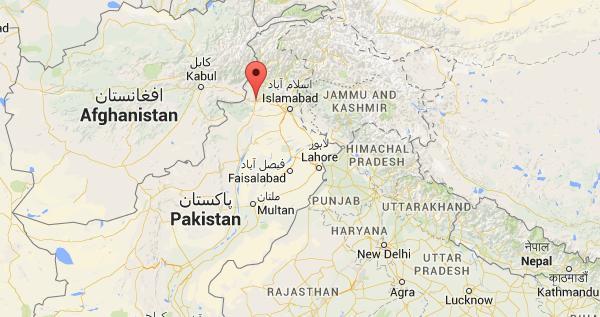 Massacre Taliban à Peshawar au Pakistan