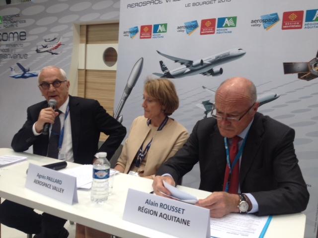"""Martin Malvy """"Le plan régional de soutien à l'aéronautique sera poursuivi et amplifié"""""""