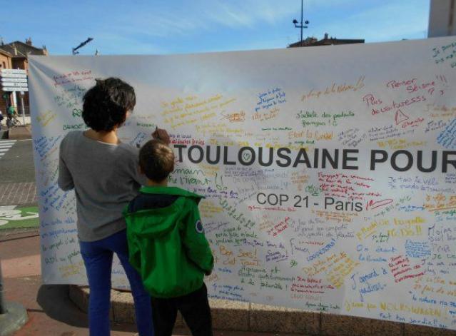Toulouse. les Verts demandent au Préfet d'autoriser la marche pour le Climat