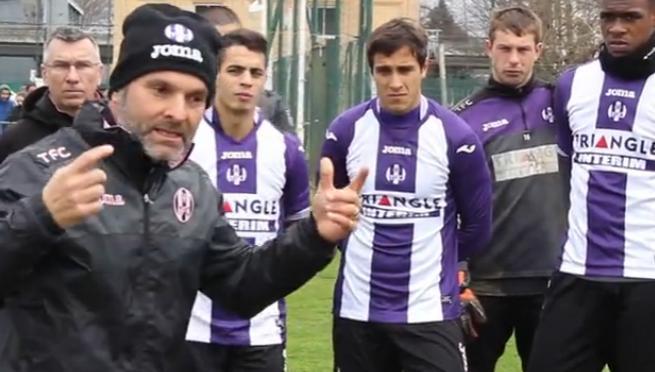 et à la fin Toulouse Football Club maintien ligue 1 football