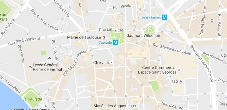 Vive émotion après une violente agression homophobe au centre de Toulouse