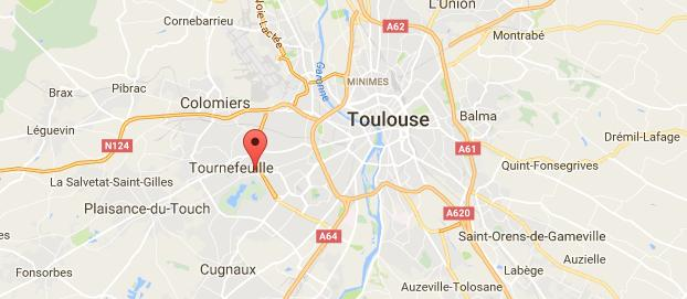 Toulouse. une jeune femme victime d'un coup de couteau