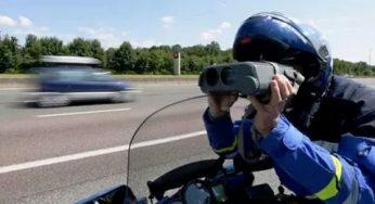 96 infractions relevées en 1 après midi sur 1 seule route du Gers