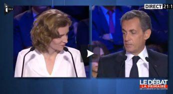 Sarkozy attaqué par Copé, Le Maire ou NKM, reste au centre des primaires