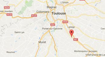 Toulouse – un homme mort percuté par un bus sur l'A61
