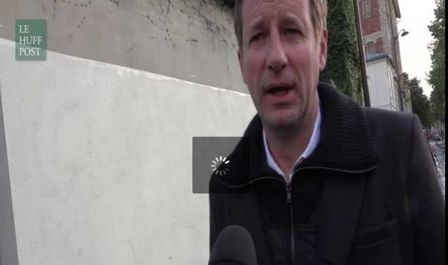 Yannick Jadot député européen et candidat EELV à l'élection présidentielle