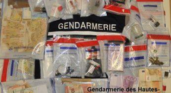 65. Héroïne, cocaïne, un vaste réseau de drogue démantelé à Cauterets