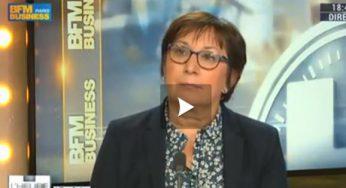 La secrétaire d'Etat Martine Pinville à Toulouse ce mercredi