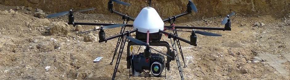 Conférence Toulouse. Les drones, nouveaux outils de la recherche archéologique
