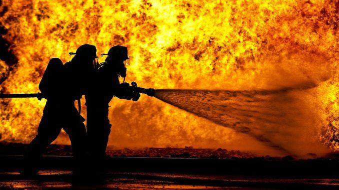 Les pompiers de Toulouse se mobilisent pour le Téléthon 2017