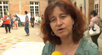 L'école Monge à Toulouse, mobilisée contre l'expulsion d'une famille albanaise