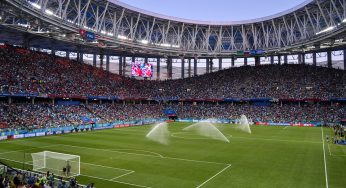 Angleterre Suède en quart de finale de la coupe du monde