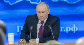 """Christiane Taubira pourrait """"découper"""" Vladimir Poutine """"en lamelles"""""""