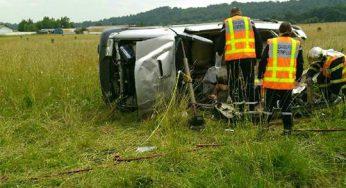 Grièvement blessé en Bigorre, un motard Héliporté à l'hôpital Purpan