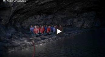 Grotte en Thailande : l'opération d'évacuation a commencé