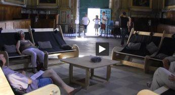 Une étonnante expo sonore à la Chapelle des Carmélites à Toulouse