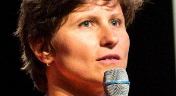 Roxana Maracineanu, ministre des sports à Toulouse et Saint Orens