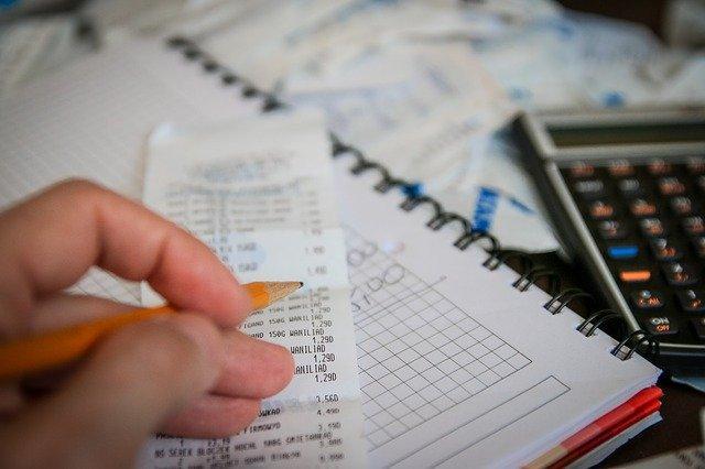 Impôts. début de la déclaration en ligne