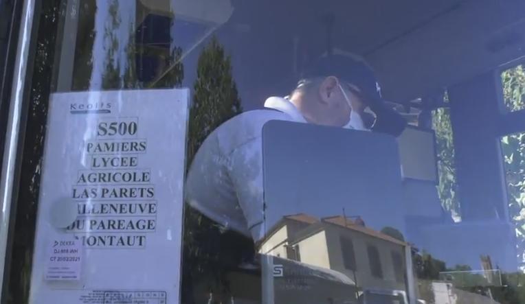 Ariège - contrôle renforcé des Bus Scolaires