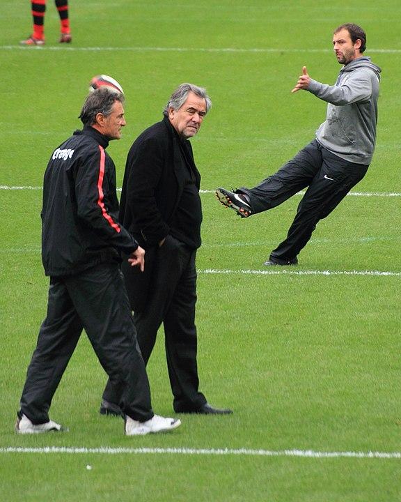 Bouscatel élu président de la ligue nationale de rugby LNR