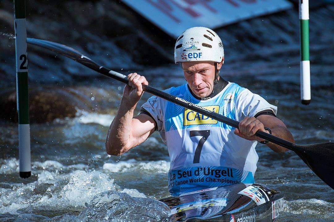 Boris Neveu finale Jeux Olympique Tokyo