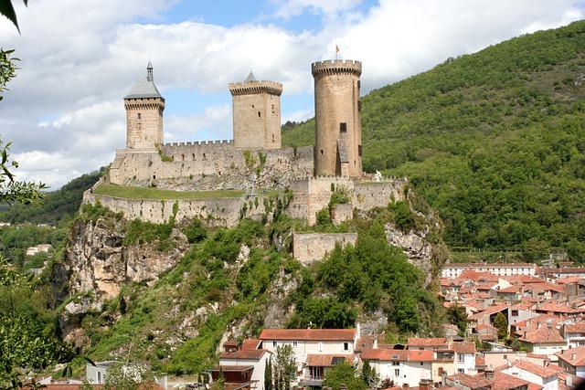 Masque obligatoire à Foix et dans presque toutes les villes d'Ariège