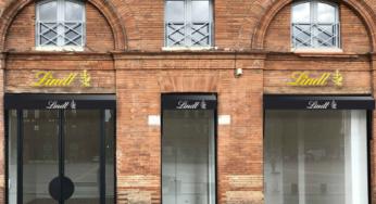 Les chocolats Lindt ouvrent une boutique place du Capitole à Toulouse