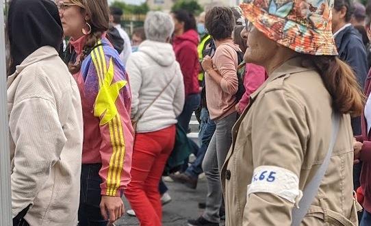 Mobilisation en hausse pour les anti-pass sanitaire en France